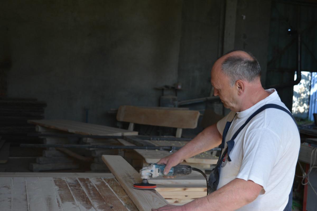 CIS pracownia stolarska