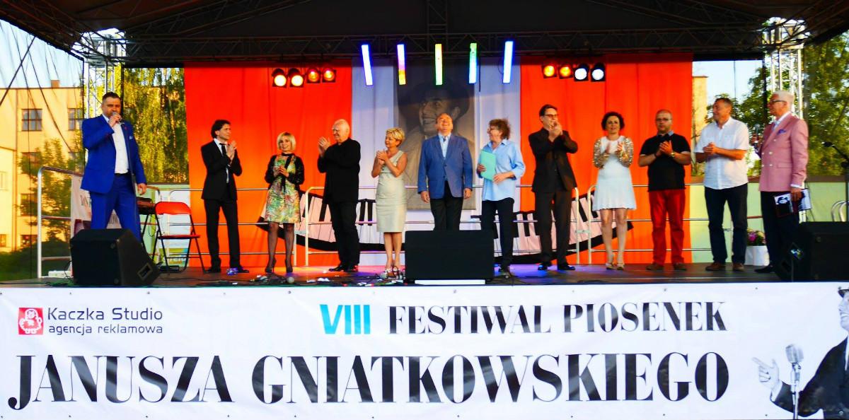 VIII Ogólnopolski Festiwal Piosenek Janusza Gniatkowskiego w Poraju 2017