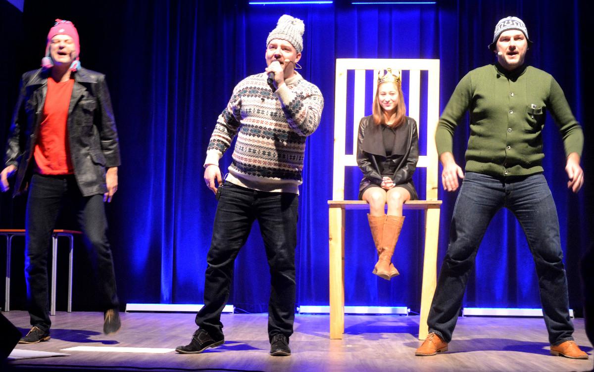 Kabaret Smile po raz trzeci wystąpił w Poraju
