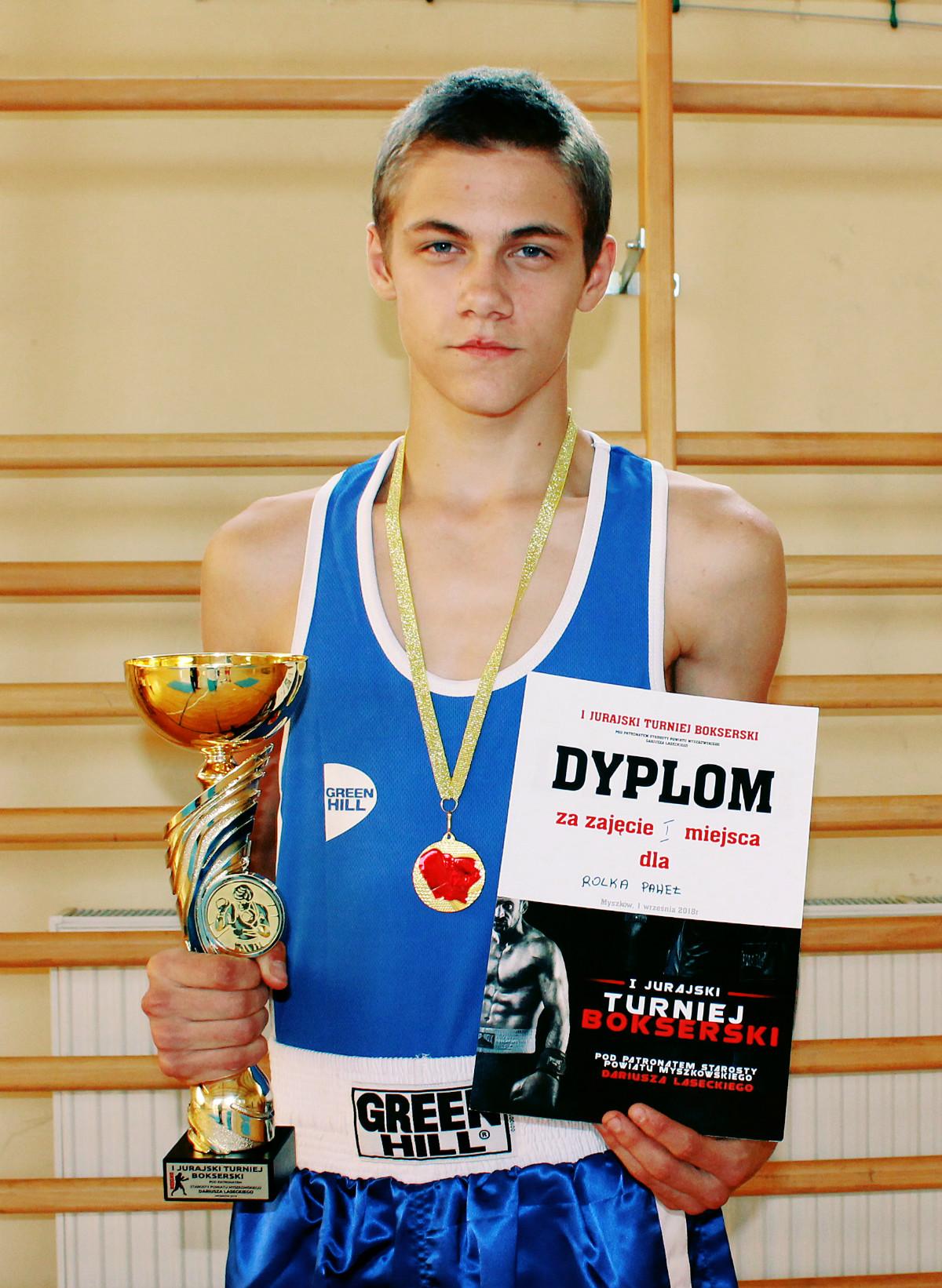Bokserzy z Poraja wywalczyli 2 złote medale