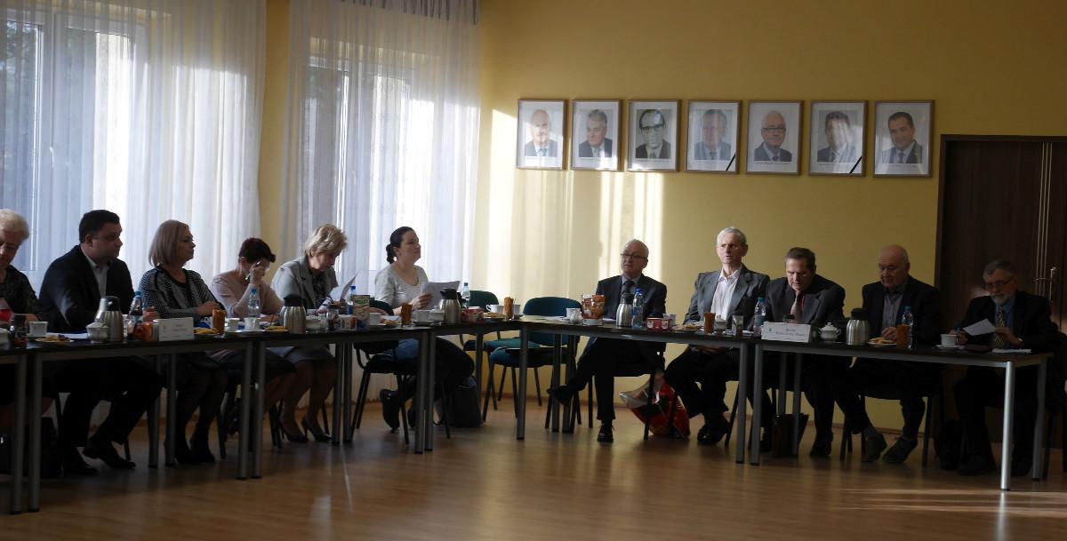 XLIV sesja Rady Gminy Poraj
