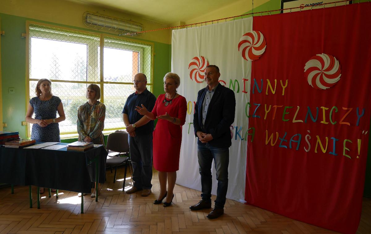 15. Gminny Konkurs Czytelniczy w Choroniu