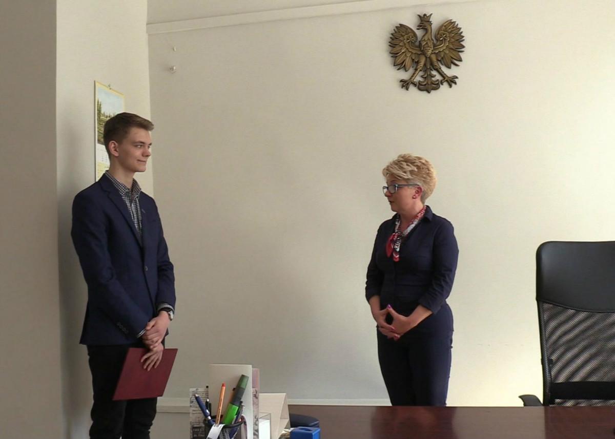 Kacper Kret – nasz Kandydat do Sejmu Dzieci i Młodzieży