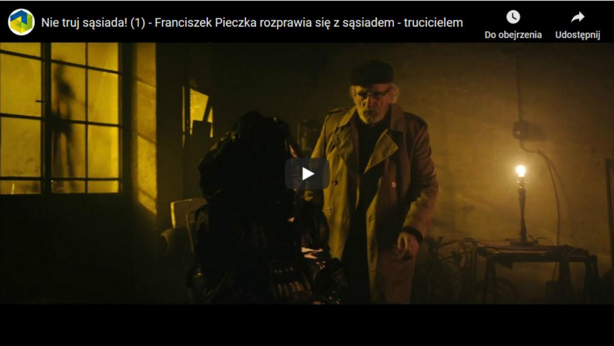 Nie truj sąsiada 1 - Franciszek Pieczka