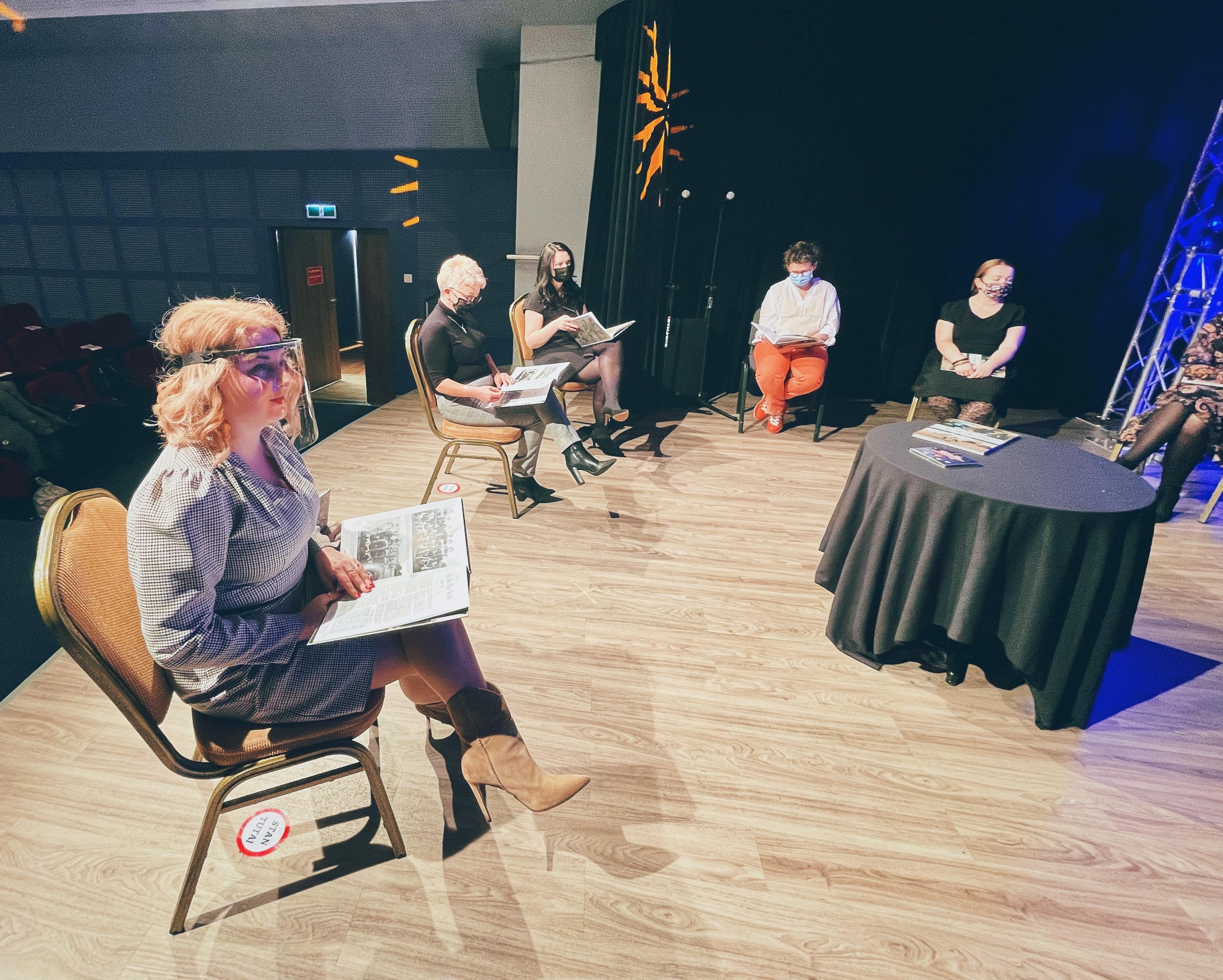 Spotkanie autorów i twórców