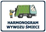 Harmonogram odbioru odpadów
