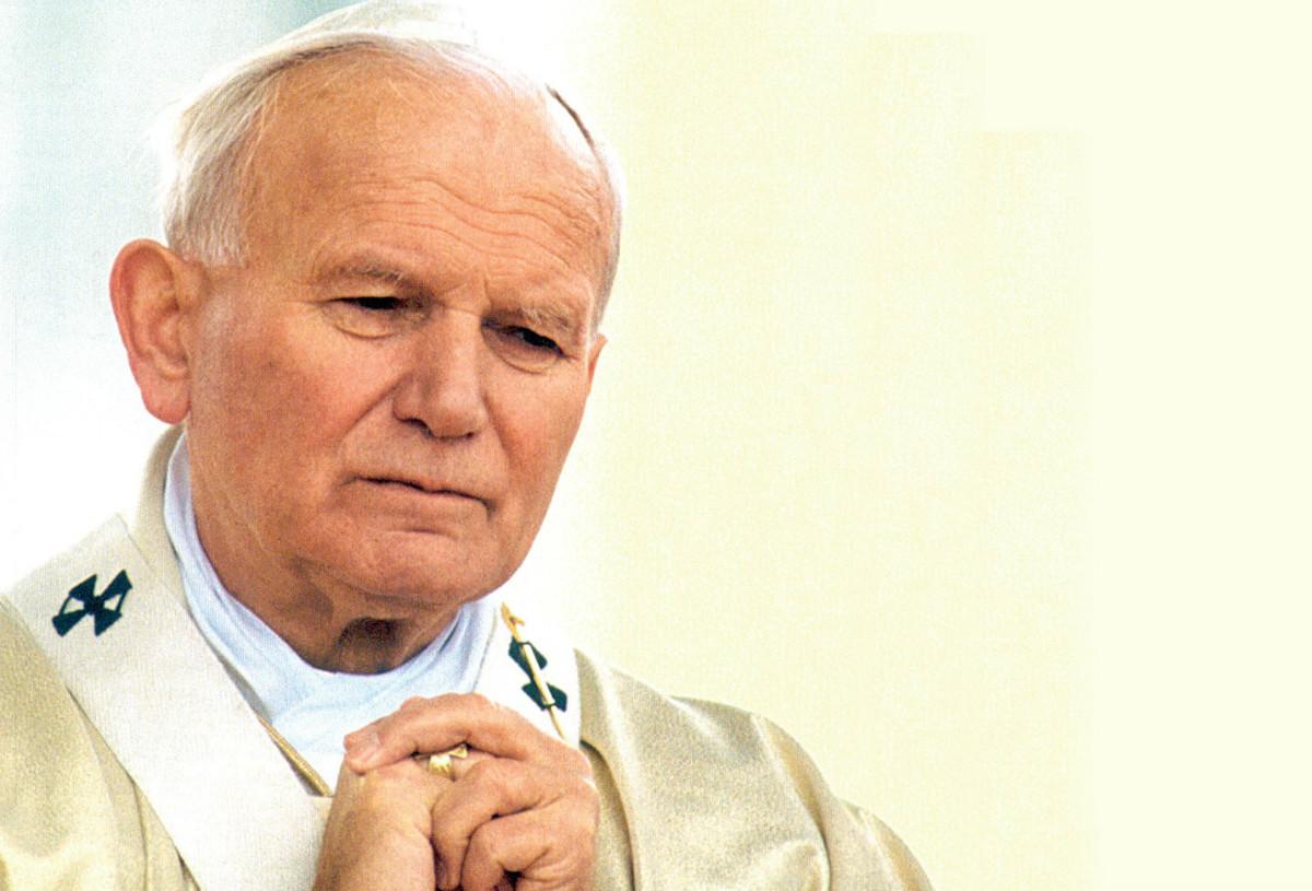 Honorowy Obywatel Gminy Poraj - Jan Paweł II