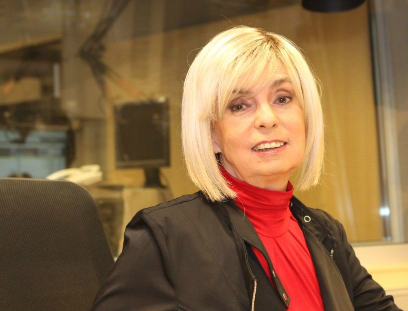 Honorowy Obywatel Gminy Poraj - Krystyna Maciejewska