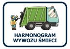 harmonogram odbioru śmieci