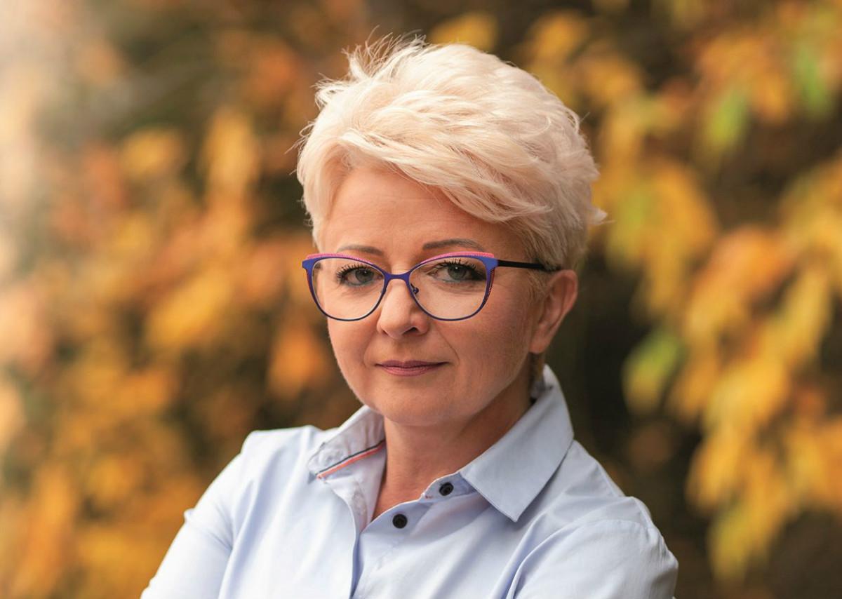 Wójt Gminy Poraj Katarzyna Kaźmierczak